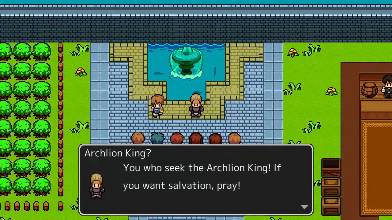 Archlion Saga for Android
