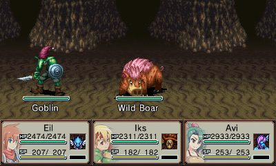 Bonds of the Skies for Nintendo 3DS