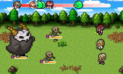 Legna Tactica for Nintendo 3DS