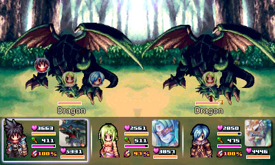 Justice Chronicles for Nintendo 3DS