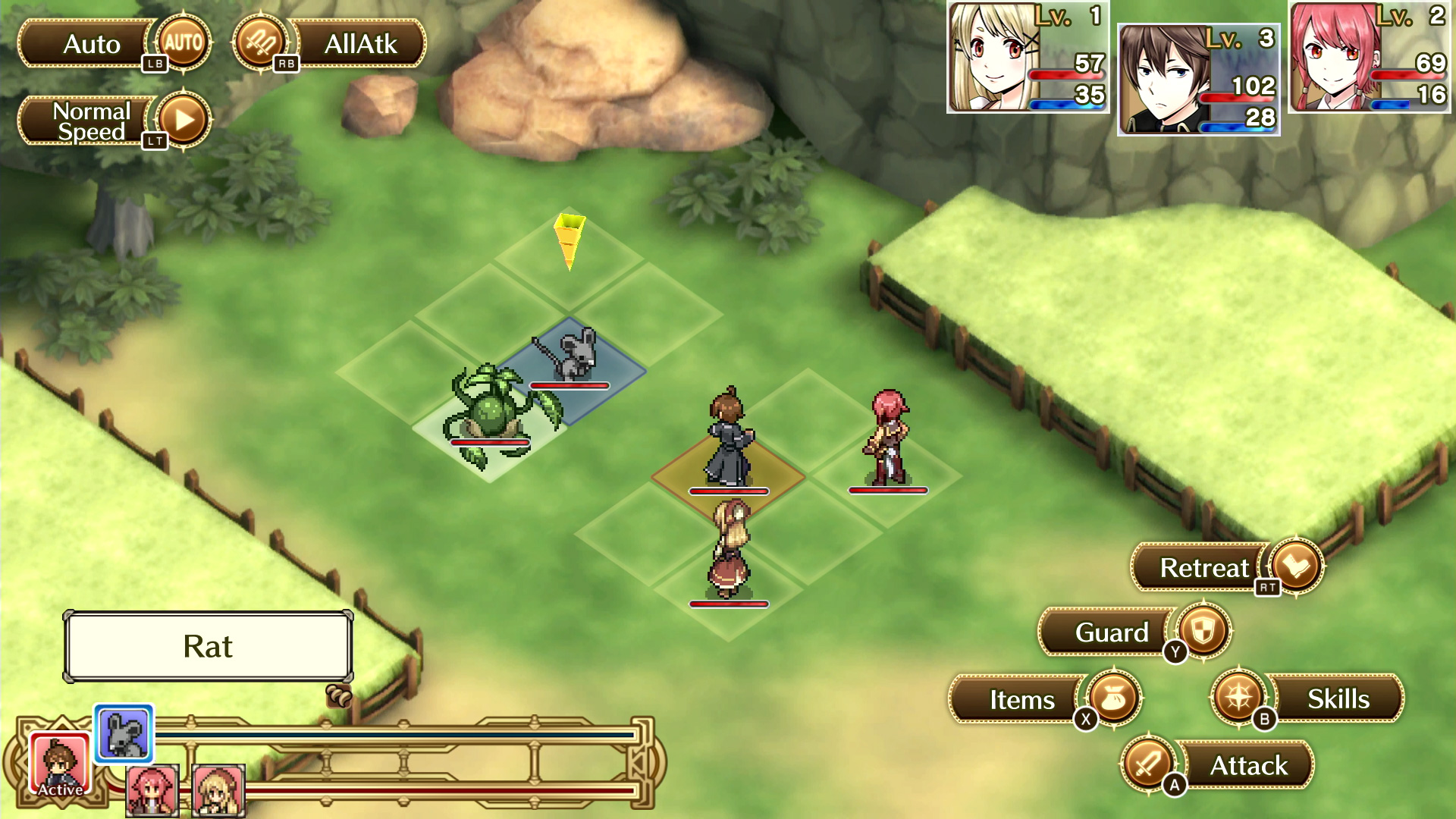 Marenian Tavern Story: Patty and the Hungry God for iPhone/Android