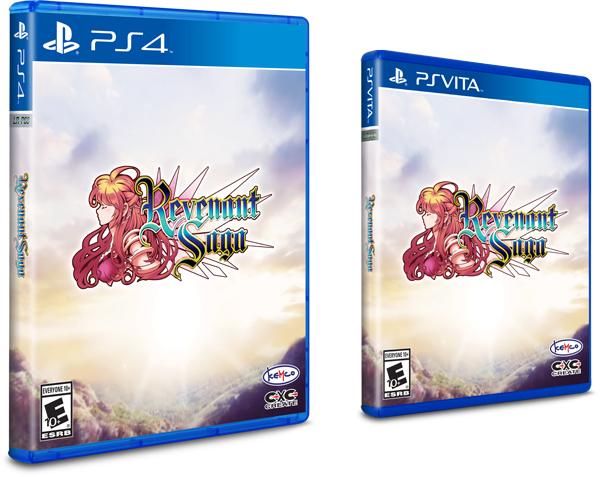 Revenant Saga for PlayStation®