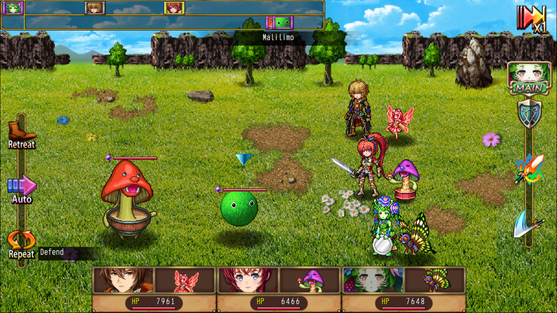 Wizards of Brandel for Android